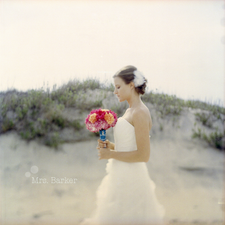 Outer Banks Wedding Photo