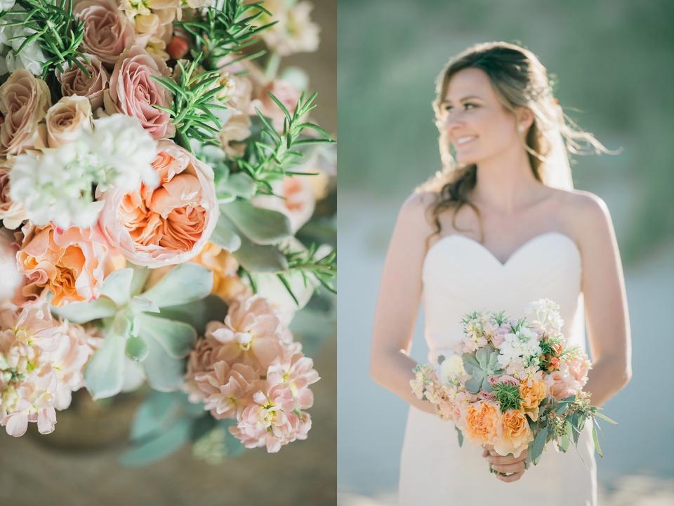 corolla NC wedding floral design
