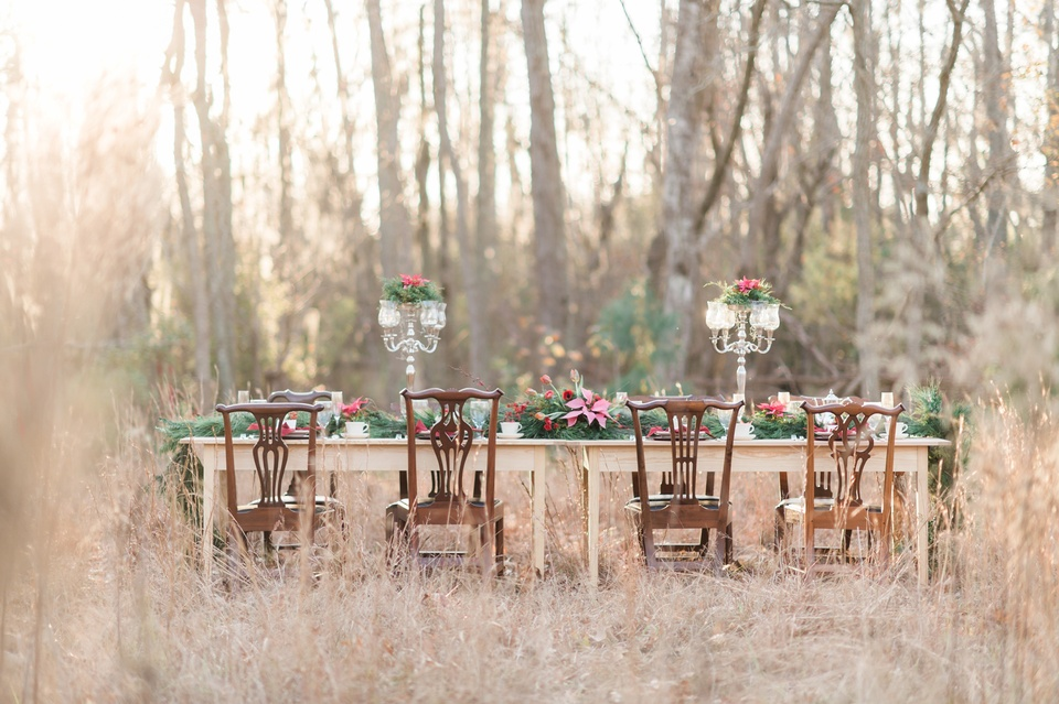 Carolina Christmas Wedding Inspiration