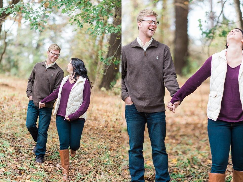 north carolina engagement photos