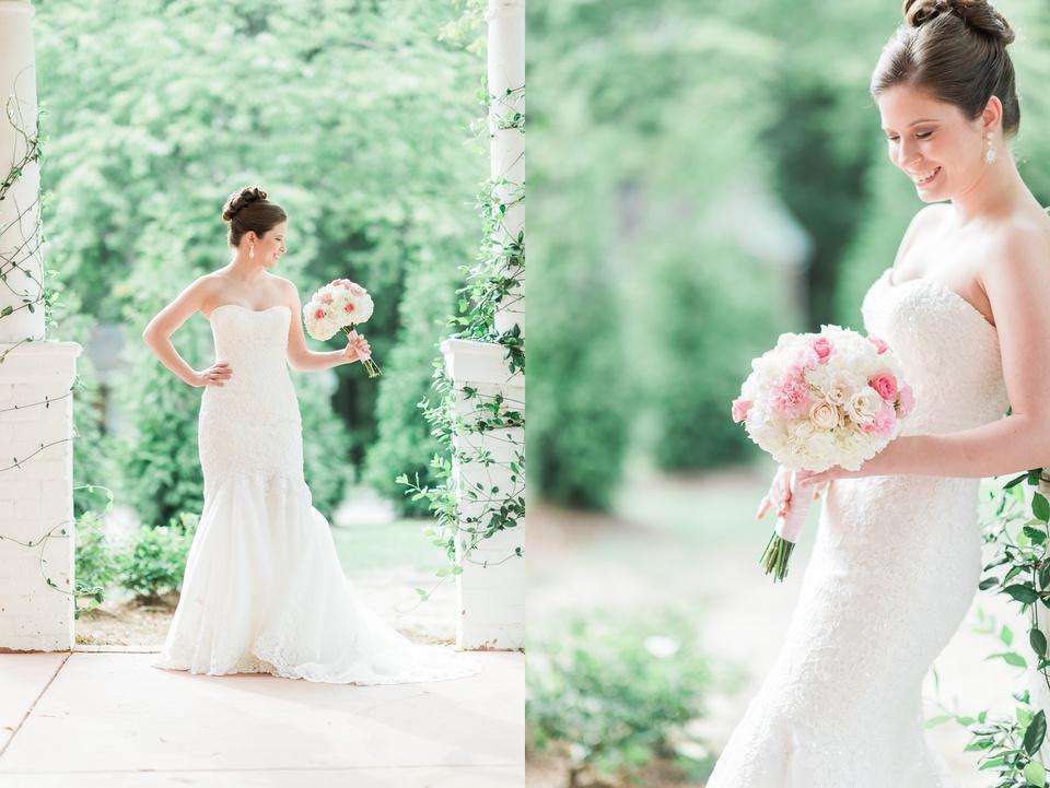 Mims House Wedding Photos