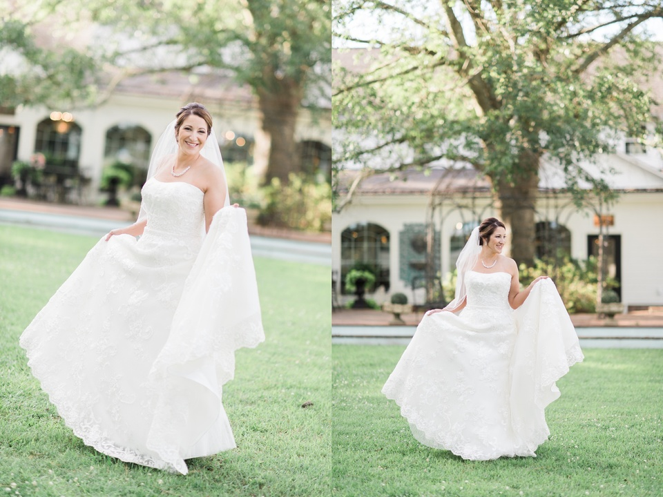 The Robins Nest Bridal Photos