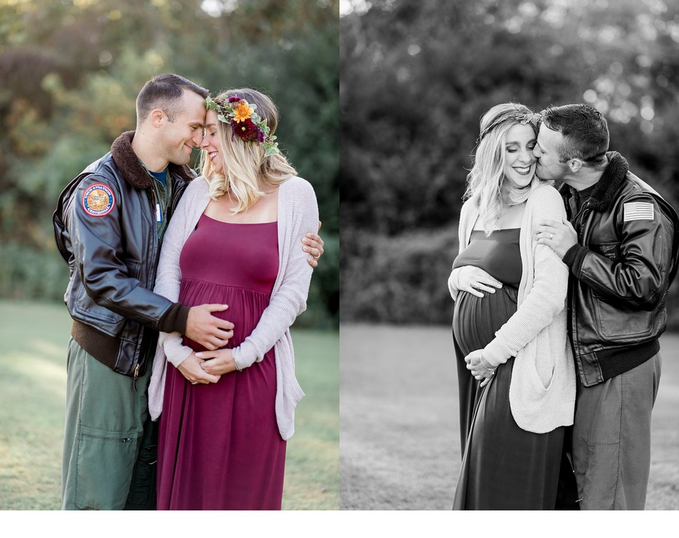 Hertford NC Maternity Shoot