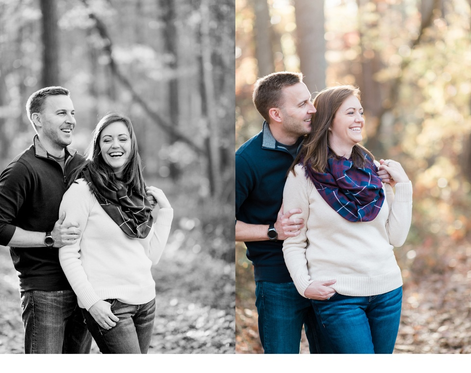 yates mill couples session
