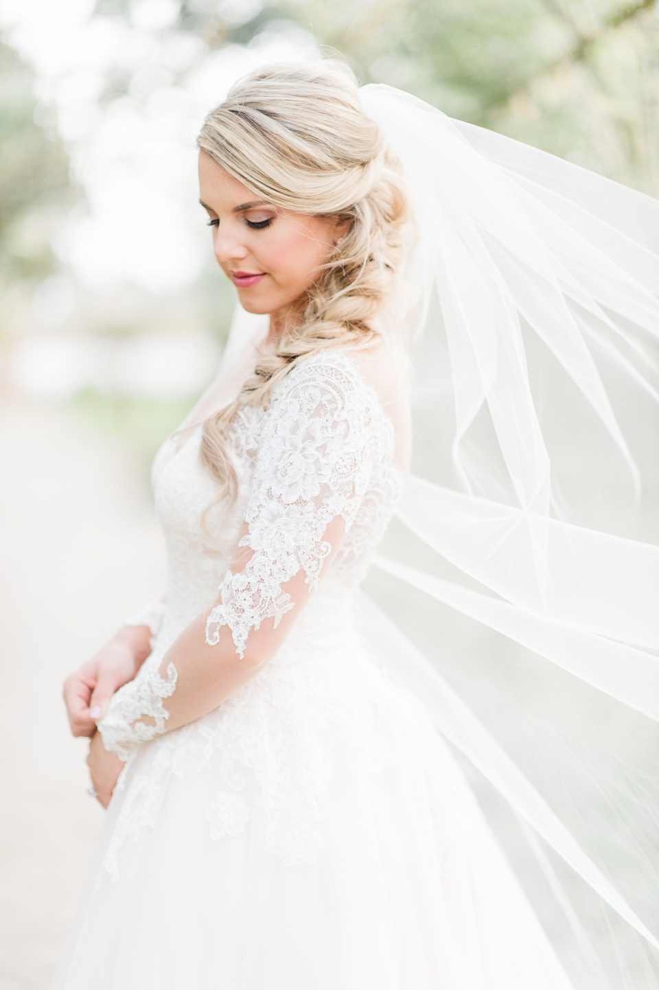 Tryon Palace Bridal Photos