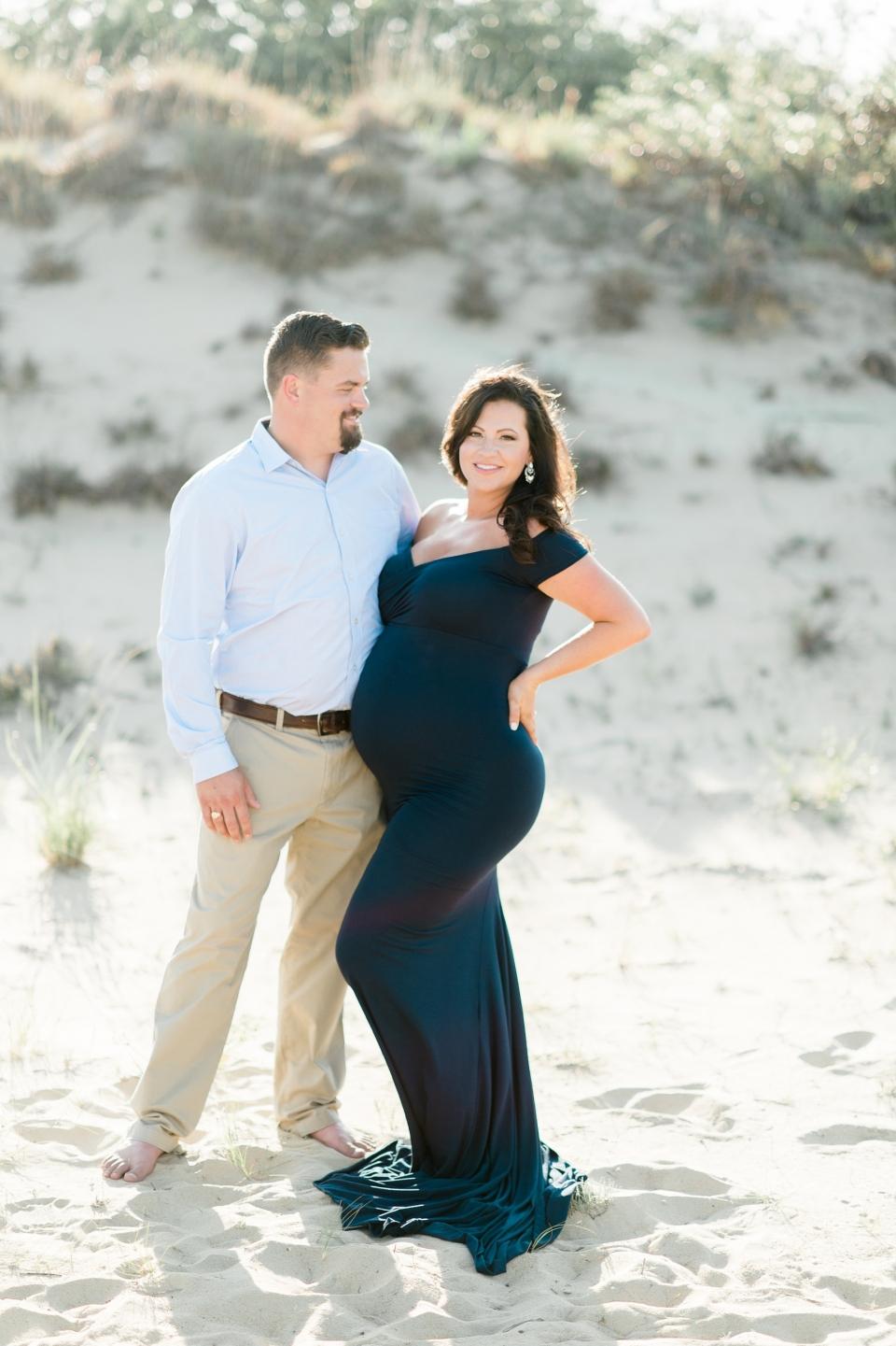 OBX Maternity Photos
