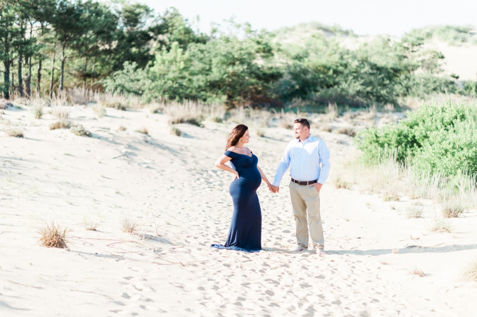 OBX Maternity Photos