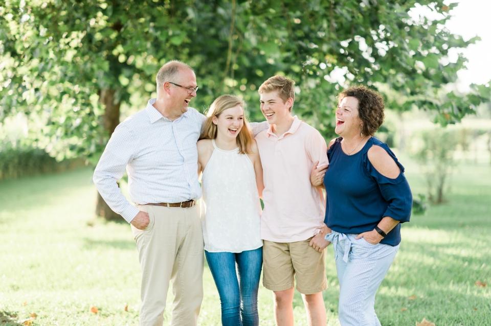 Hertford Extended Family Session