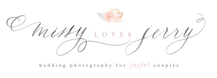 Raleigh NC Wedding Photographers logo